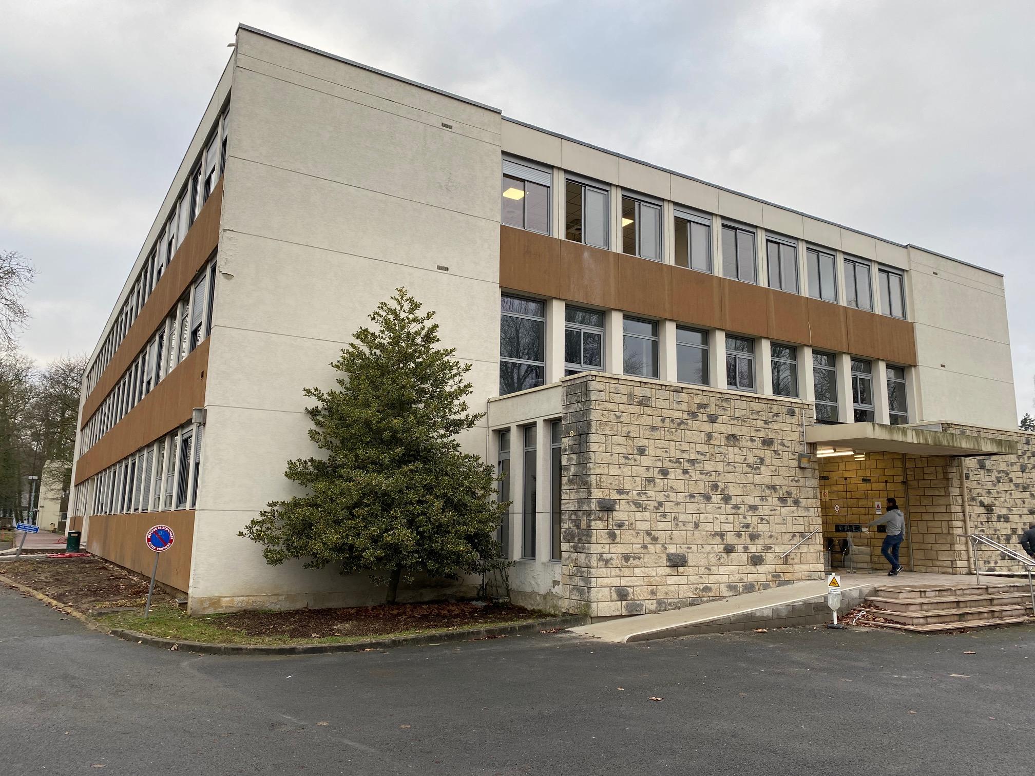 Immeuble de bureaux du groupe AFTRAL